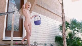 Passion-HD – Alex Grey finds a indecent way to have fun with Easter eggs